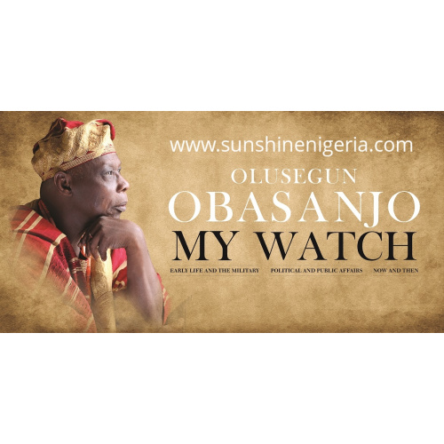 Obasanjo My Watch Pdf